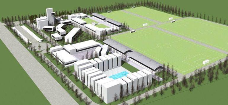 L'académie du Raja Club Athletic verra le jour fin 2018