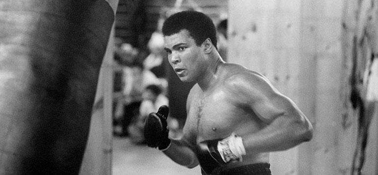 Boxe : Mohamed Ali est mort