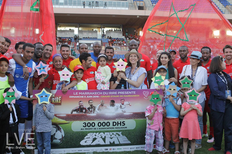 Charity-Football-Game-le-Marrakech-du-rire-7