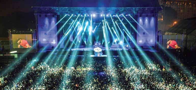 Festivals : un business qui peut être rentable…