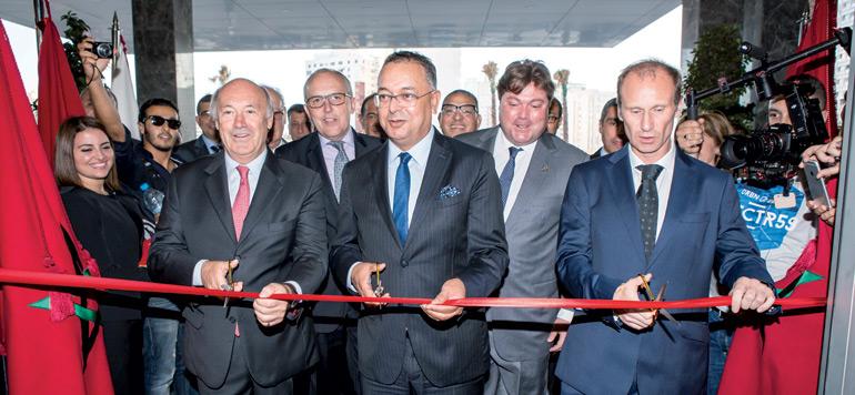 Hilton Garden Inn Tanger City Center ouvre ses portes