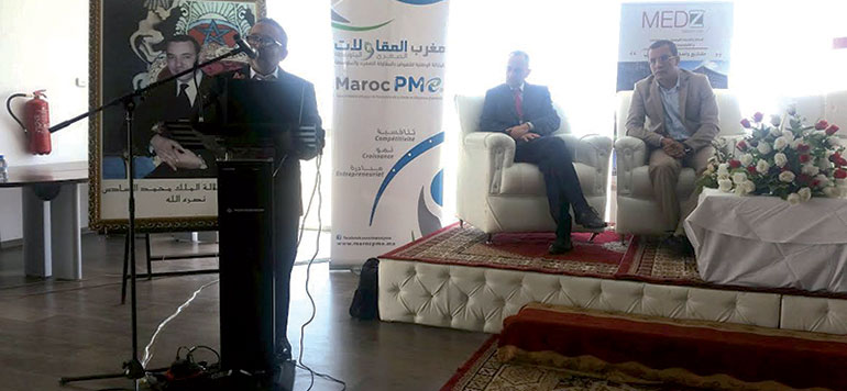 MedZ sensibilise les TPME de l'Oriental