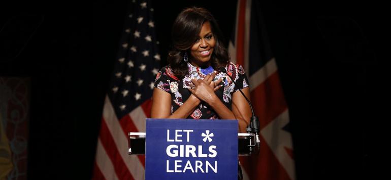 Officiel: Michelle Obama au Maroc pour promouvoir l'éducation des filles