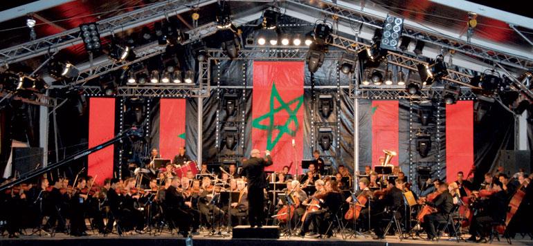 OPM : Beethoven en plein air
