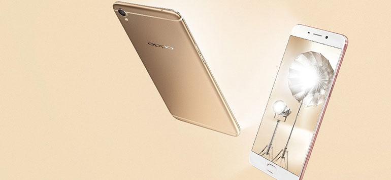 Oppo 4e marque mondiale de smartphones