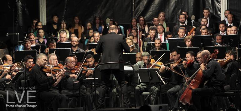 Fête de la musique : l'Orchestre Philharmonique du Maroc régale les Casablancais