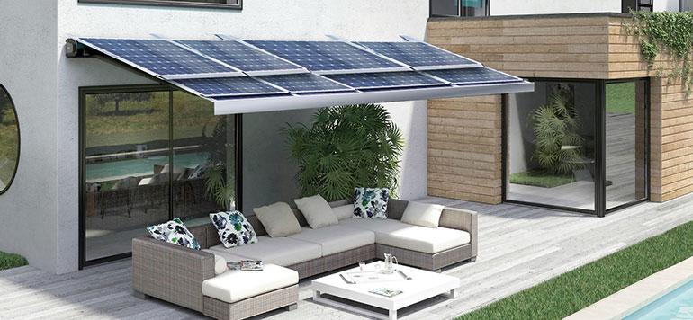Les panneaux solaires pour profiter de l'énergie du soleil