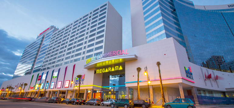 Les soldes commencent au Tanger City Mall