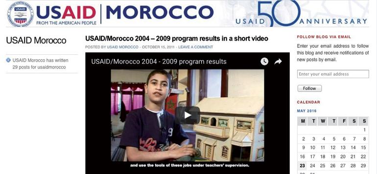 L'USAID mène une réflexion sur l'employabilité au Maroc