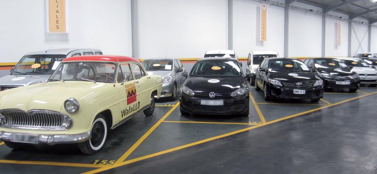 Wafa LLD ouvre un showroom dédié aux véhicules d'occasion