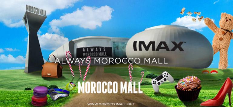 Nouvelle identité visuelle pour le Morocco Mall