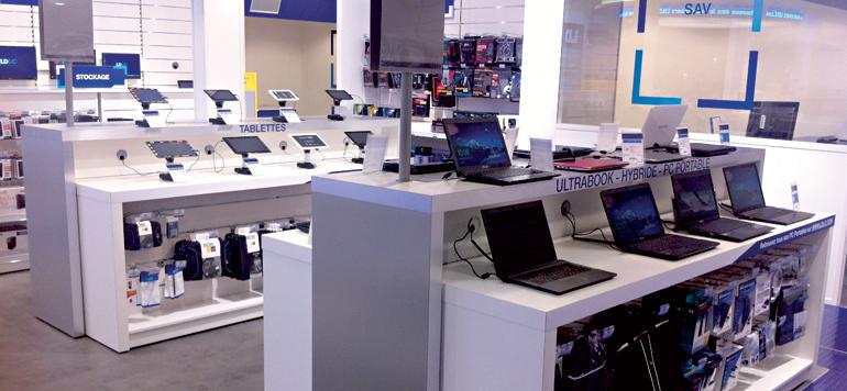 L'activité de distribution de matériels informatiques se restructure et se professionnalise