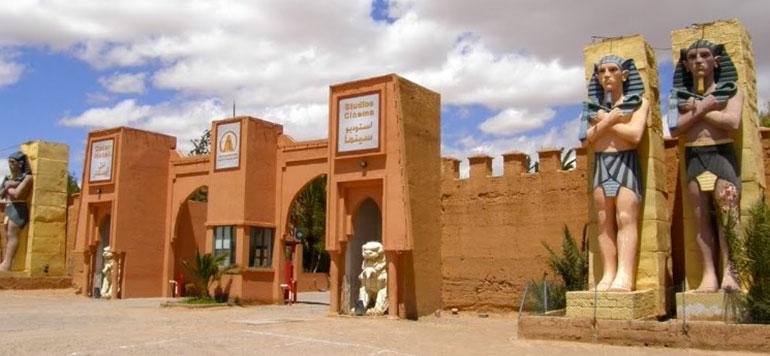 Bollywood à Ouarzazate !