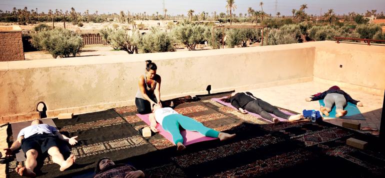 Tourisme : les séjours détox et bien-être font leur apparition au Maroc