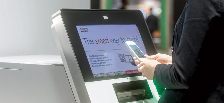 Wincor Nixdorf fait réfléchir les banques sur la digitalisation