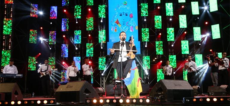 Abdellah Daoudi : Le chaâbi toujours aussi populaire à Timitar