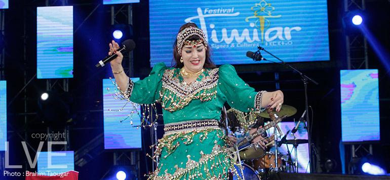 Festival Timitar : Une clôture amazigh avec Aïcha Tachinouite