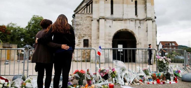 Attaque de Rouen : le deuxième assaillant identifié