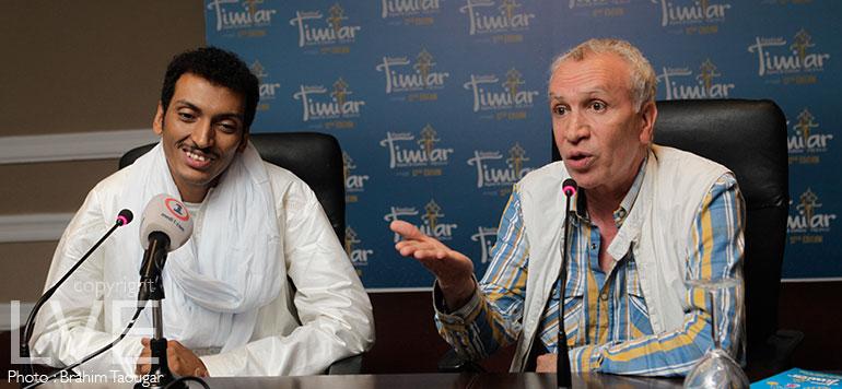 Timitar 2016: Bombino s'installe à Agadir le temps d'un concert