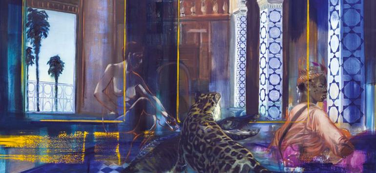 Etienne Cail et Olivier Masmonteil, deux plasticiens à la rencontre du Maroc