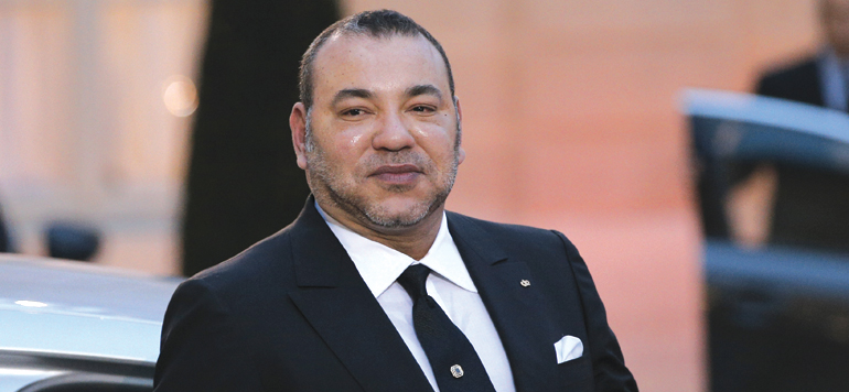 Le Roi Mohammed VI félicite le Prince Mohamed Ben Salmane Ben Abdelaziz Al Saoud