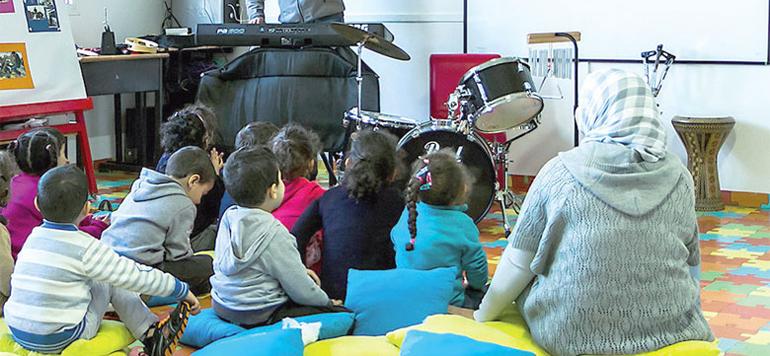 Préscolaire : la Fondation Zakoura s'active pour combler les insuffisances