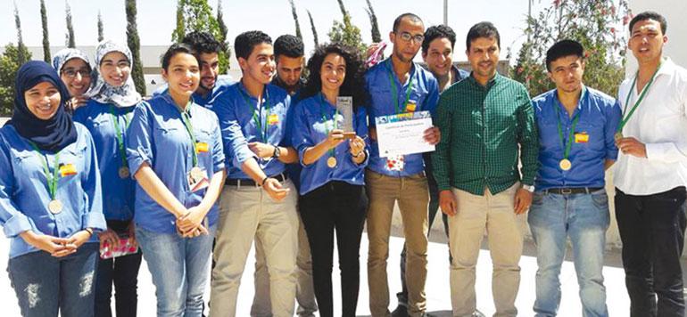 Injaz Al Maghrib : Avis de Ayoub Jaaouani, Élève ingénieur à la Faculté des sciences d'Aïn Chock
