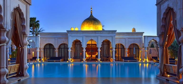 Le palais Namaskar peaufine son offre pour l'été