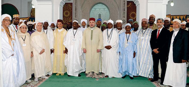 Fête du Trône : Le Maroc, promoteur de l'islam de la tolérance et du juste milieu
