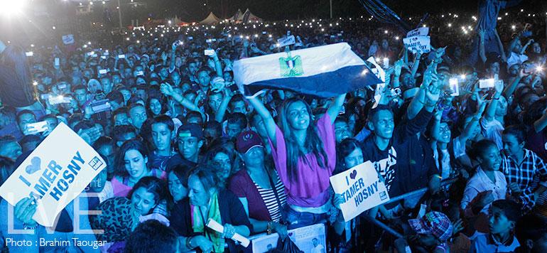 Timitar : la soirée de clôture a drainé plus de 200.000 spectateurs