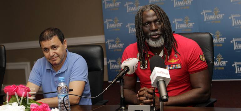 Timitar 2016 : Du reggae plein les oreilles