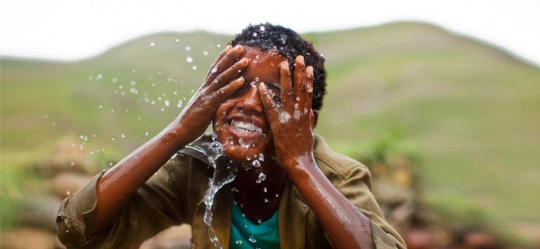 Mobilisation pour l'accès à l'eau en Afrique