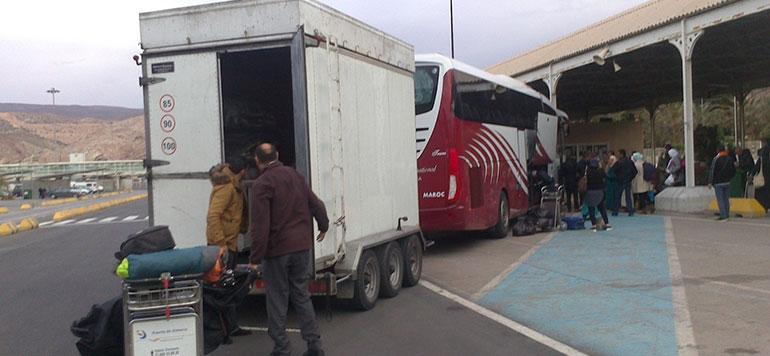 Transport de colis entre le Maroc et l'Europe: voici les nouvelles conditions