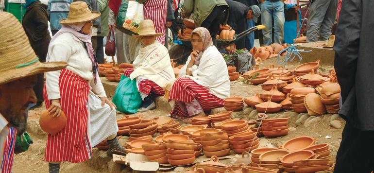 La poterie rurale féminine, un patrimoine à sauvegarder