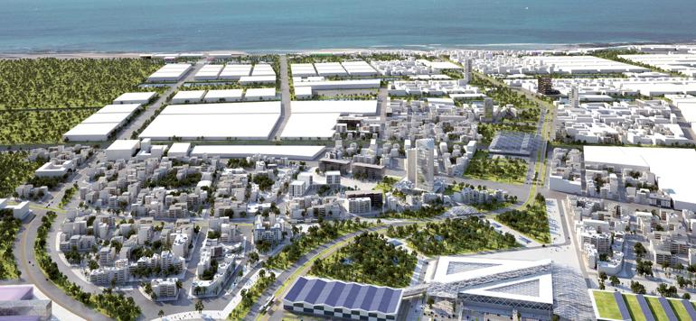 Fête du Trône : Une nouvelle politique intégrée pour renouveler les villes