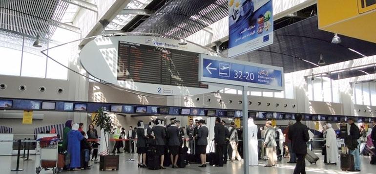 L'aéroport international Mohammed V de Casablanca remporte le «Airport Service Quality Awards 2017»
