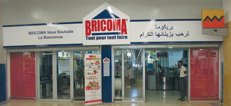 Bricoma ouvre son 14e magasin à Kénitra