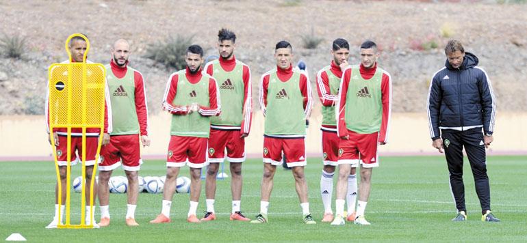 Equipe du Maroc : 2 nouvelles têtes de la Botola dans la liste de Renard