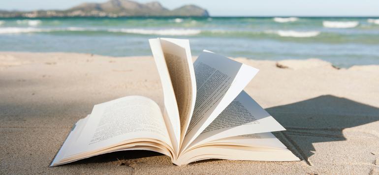 Des livres à prendre dans vos valises