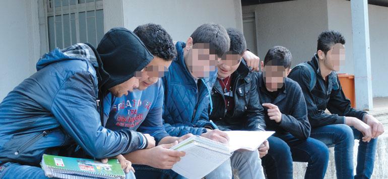 Les migrants aux côtés des Marocains sur les bancs des écoles