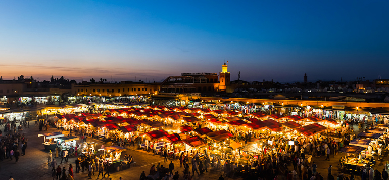 Marrakech confirme son statut de locomotive du tourisme national !