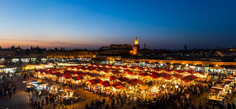 La ville ocre vise le top 20 des destinations mondiales du tourisme