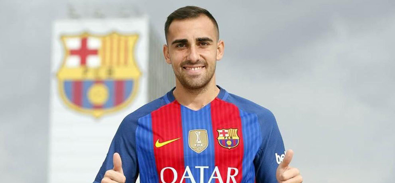 Transfert : Paco Alcacer signe enfin au Barça