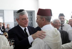 Sidney-Toledano,PDG-de-Christian-Dior-Couture-et-Mohamed-Hassad-ministre-de-l'Intérieur