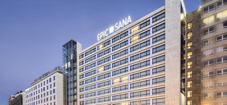 Le groupe h telier portugais sana ouvre deux for Groupe hotelier