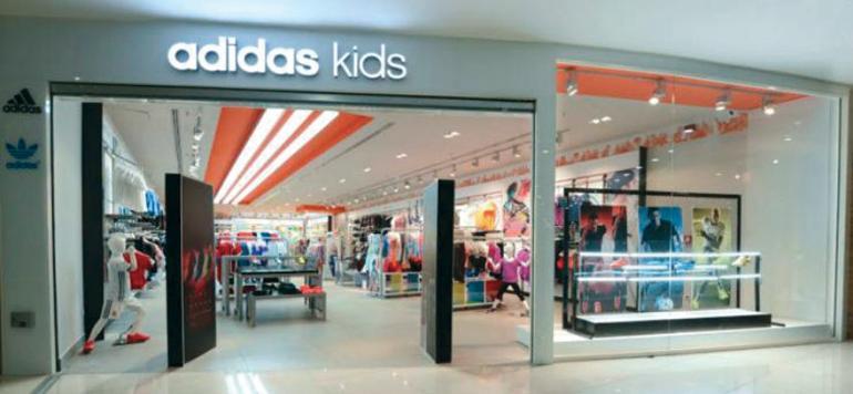 Adidas ouvre son premier magasin pour enfants