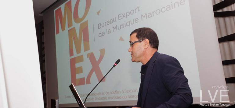 Casablanca : «MOMEX», le bureau qui exporte la musique marocaine