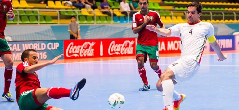 Coupe du monde de Futsal 2016: le Maroc déjà éliminé