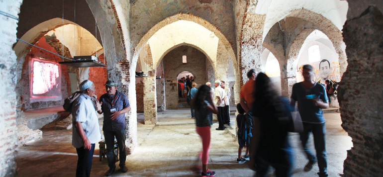 «Etre ici» : au cœur de Tanger