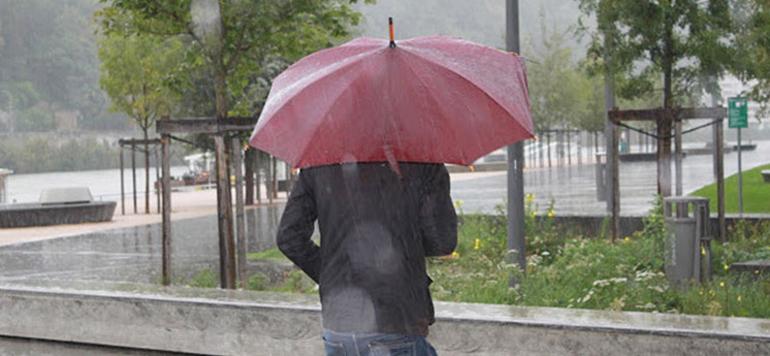 Météo : Averses orageuses et rafales de vent dans plusieurs régions du Maroc